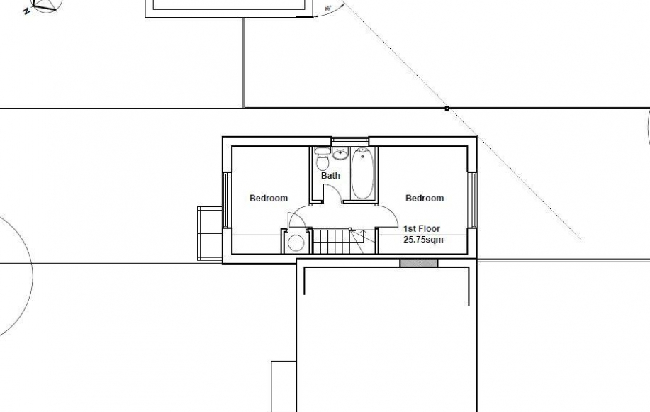 Proposed Upstairs