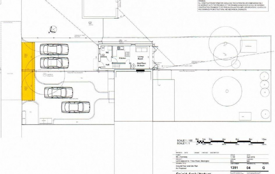 Proposed Parking