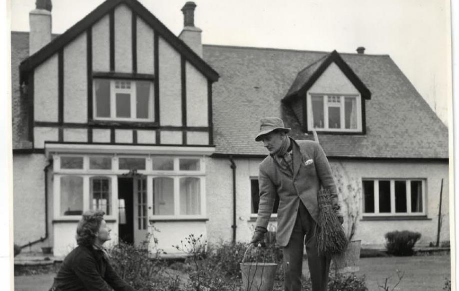 Trevor Howard & Helen Cherry