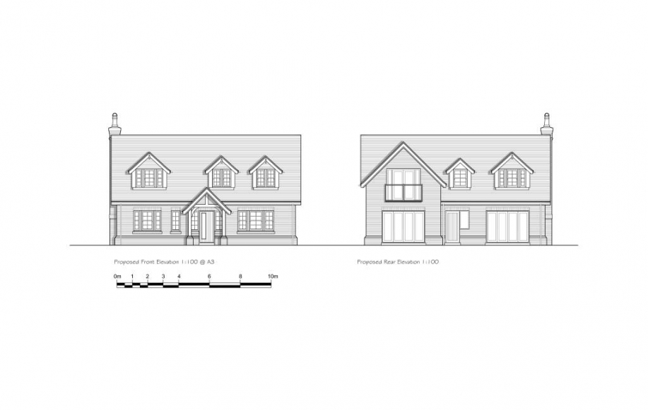 Plans for House