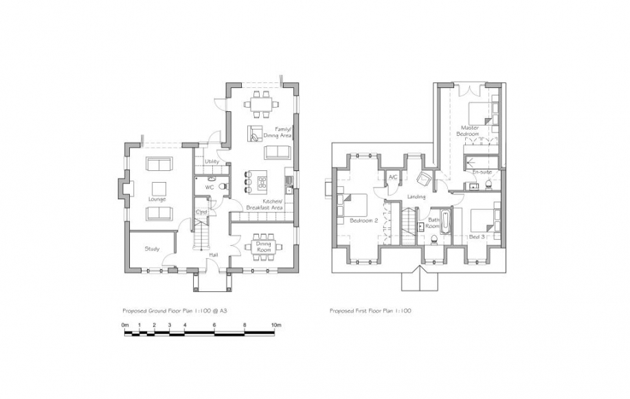 Approved Floor Plans