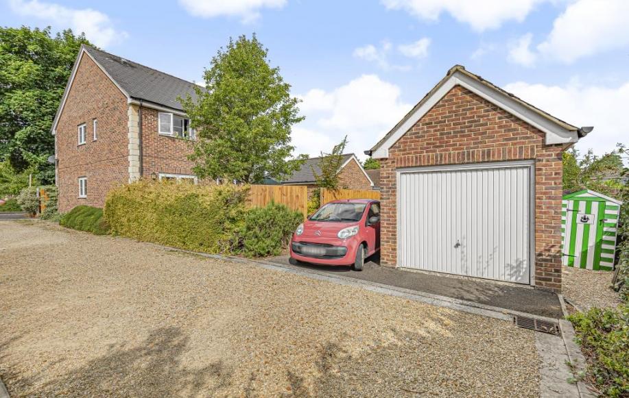 External Garage View