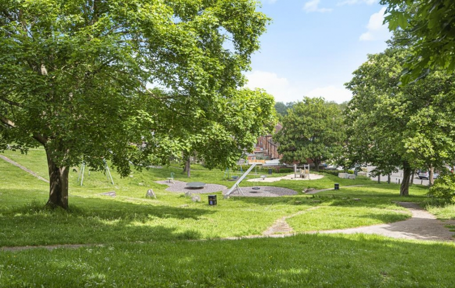 Nearby Parkland