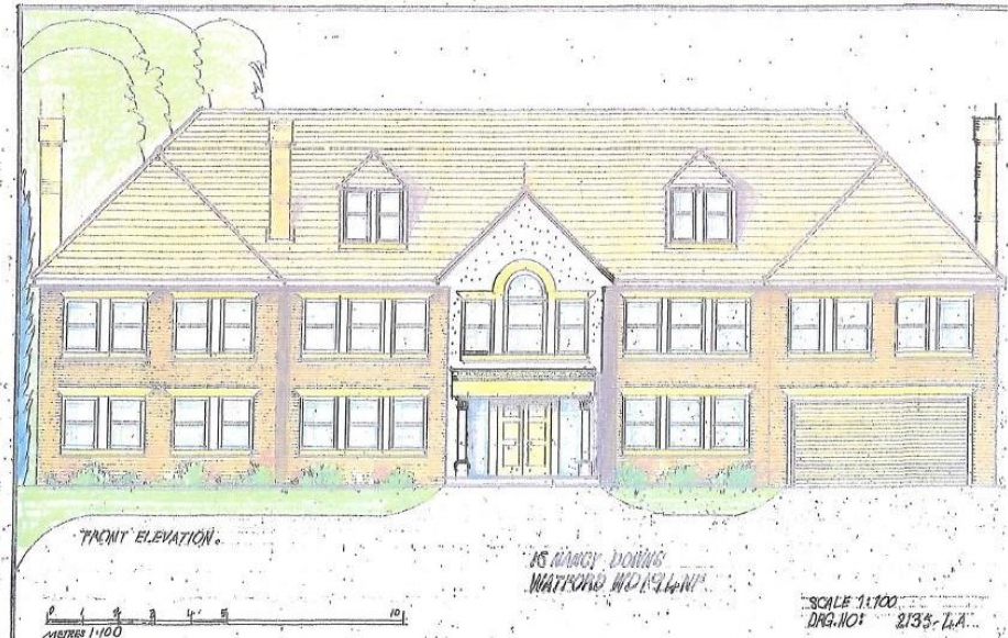 Proposed Front View