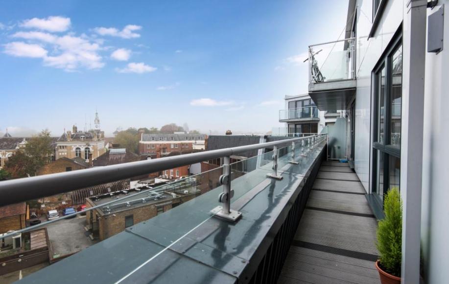 External Balcony View