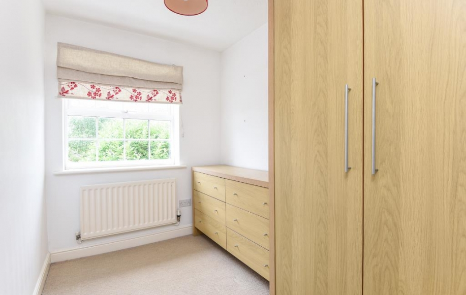 One of Three Bedrooms