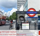 Local Area - Notting Hill Gate Station