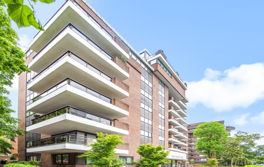 External View of Apartments