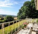 Large balcony to enjoy the fabulous views