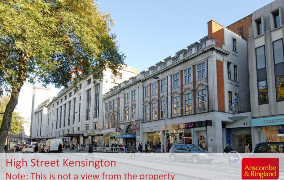 Local Area Shot: High Street Kensington