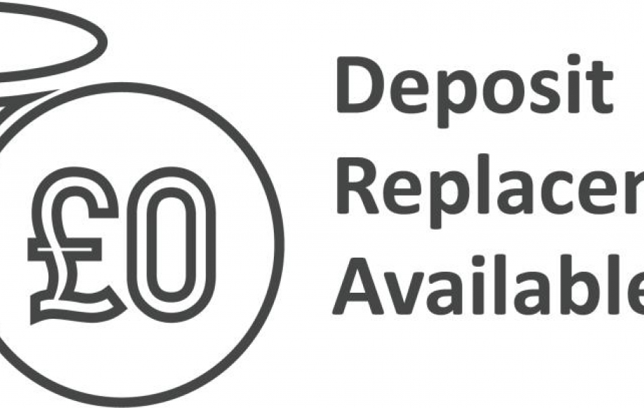 £0 Deposit Replacement Option Available
