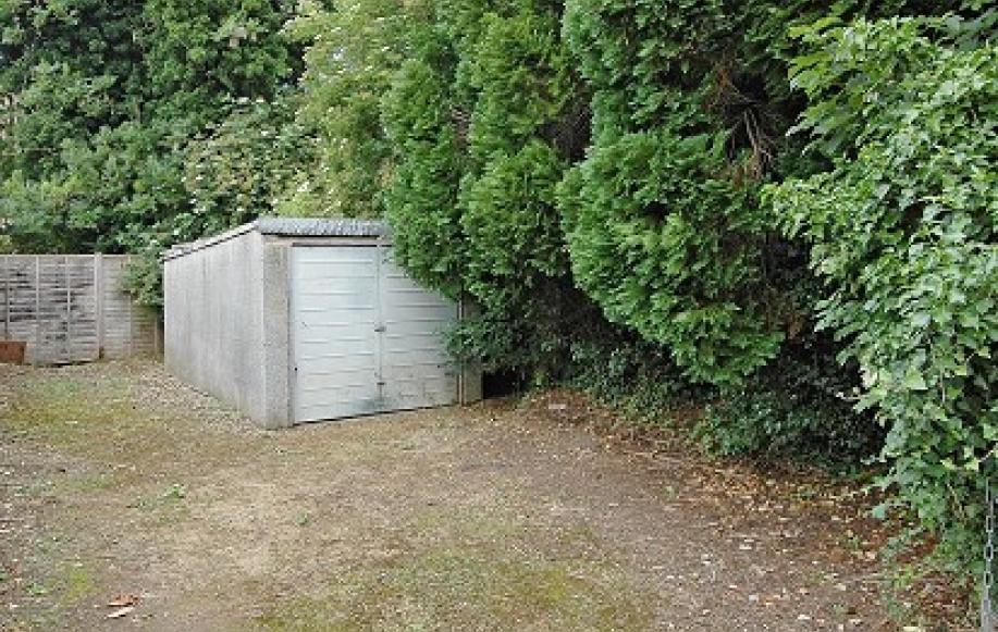 additional parking & garage