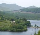 Hills and Reservoir