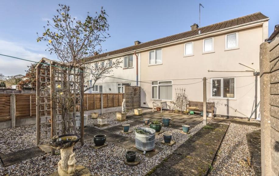 Rear of Property/Garden