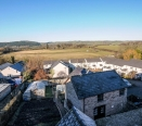 Rear view over Wye Valley