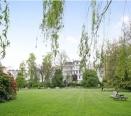 Ladbroke Square Communal Garden View