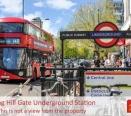 Area: Notting Hill Tube