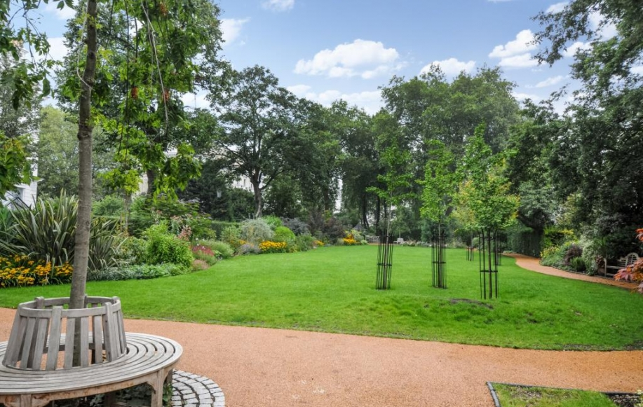 Beautiful Communal Gardens