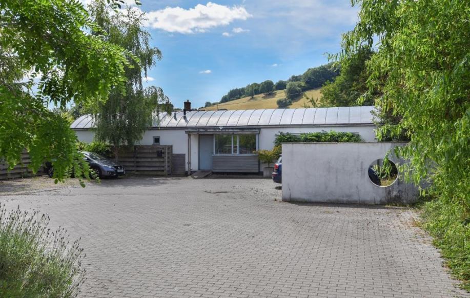 Unique architect designed property