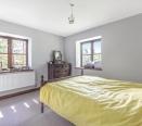 Bedroom in Barn Flat