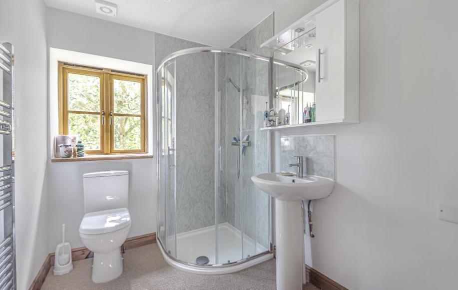 Bathroom in Barn Flat