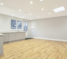 Open Plan Sitting Room/Kitchen