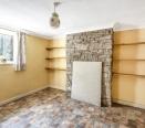 Full width living room
