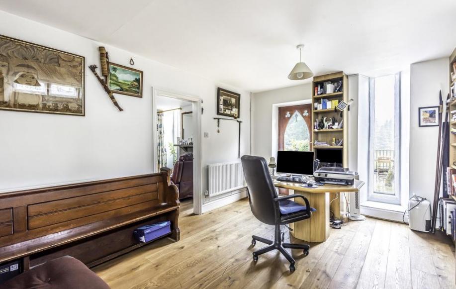 Annexe Twin bedroom