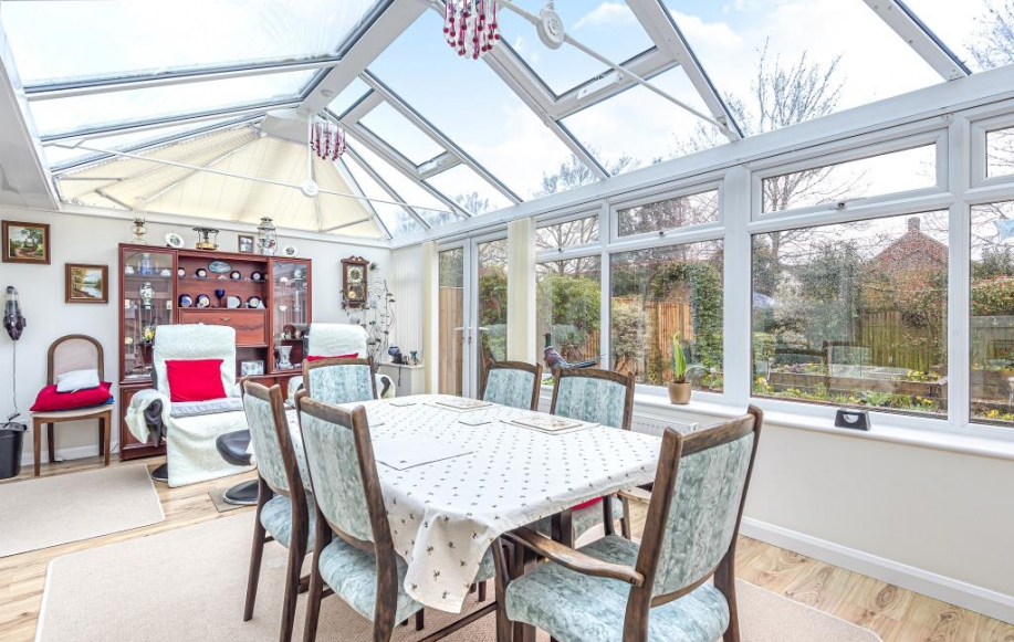 Dining Area/ Conservatory