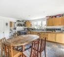 Dining/ Kitchen Area