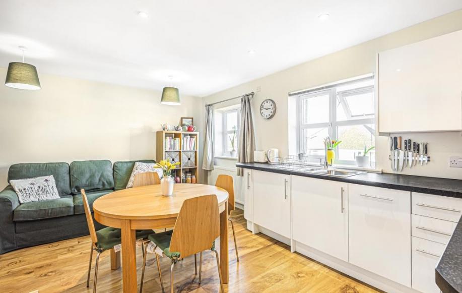 Kitchen/Diner/Living Area