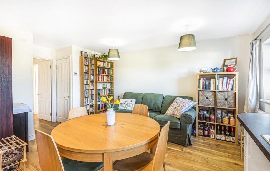 Dining Area/Living Area