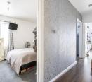 Bedroom & Hallway