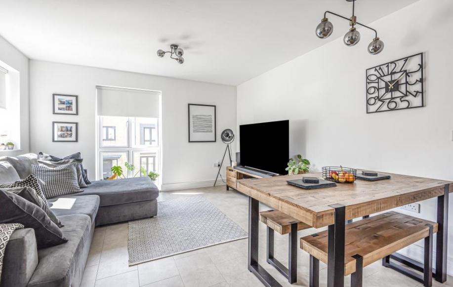 Open-plan Living
