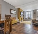 Living Area/ Dining Area