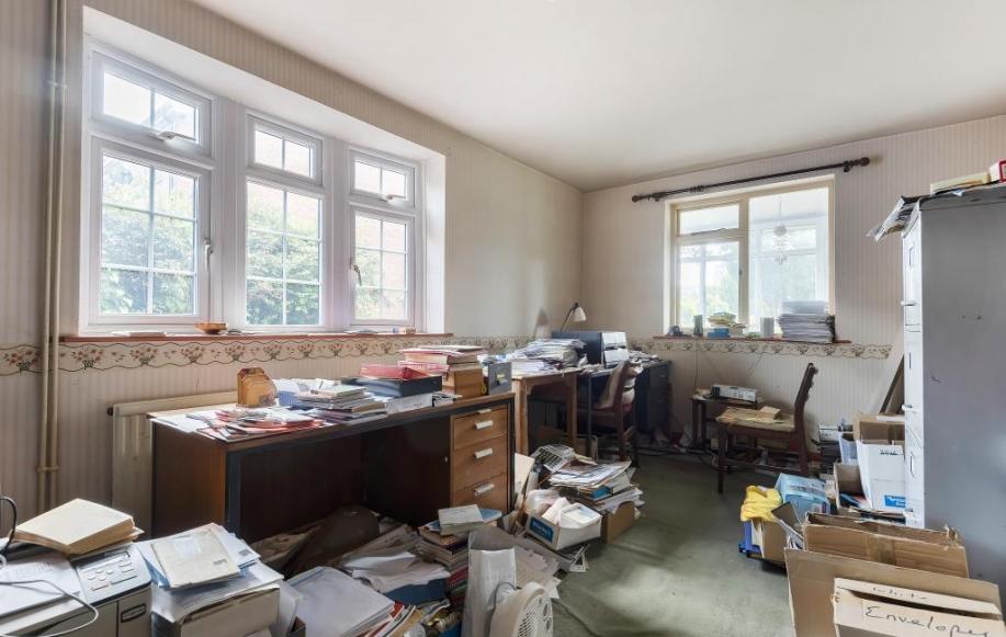 office room/dining room