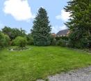 back garden other side