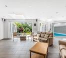 Reception Room/Pool Area