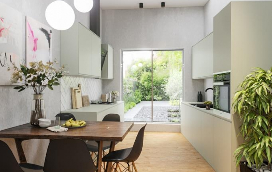 Kitchen- images are for illustration purposes only