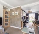 Open plan living/diner room