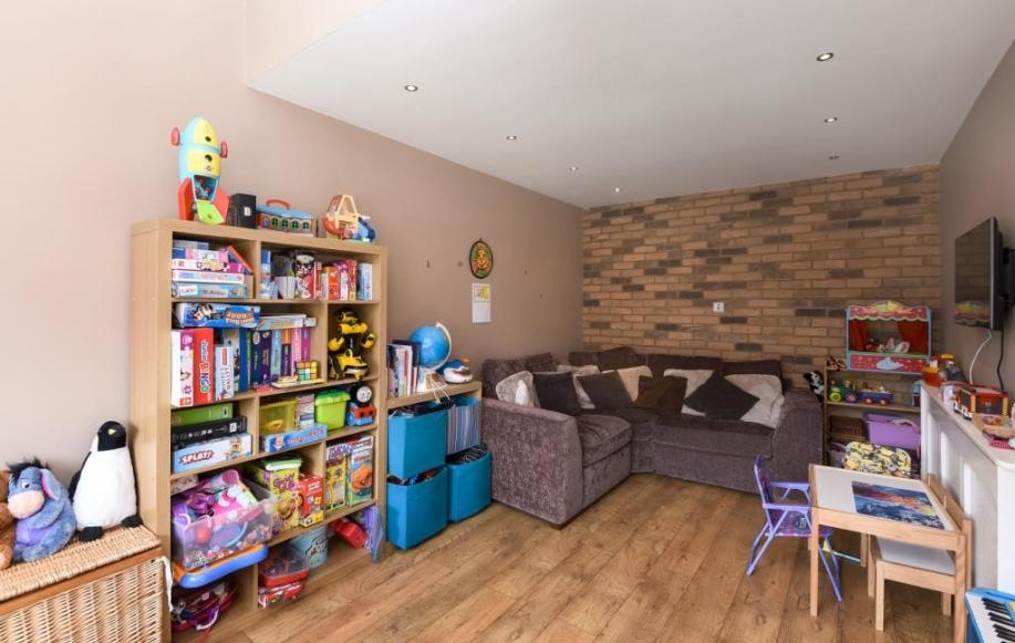 Playroom / Reception