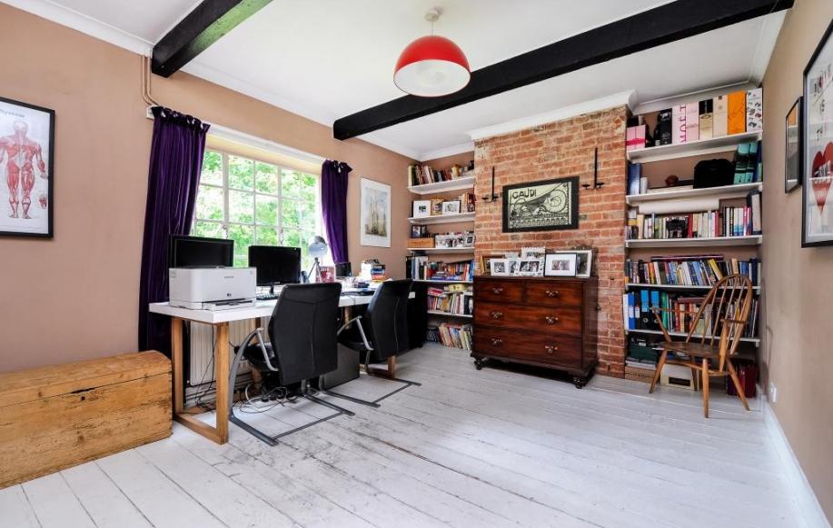 Study/ Reception Room