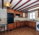 Kitchen in Cottage