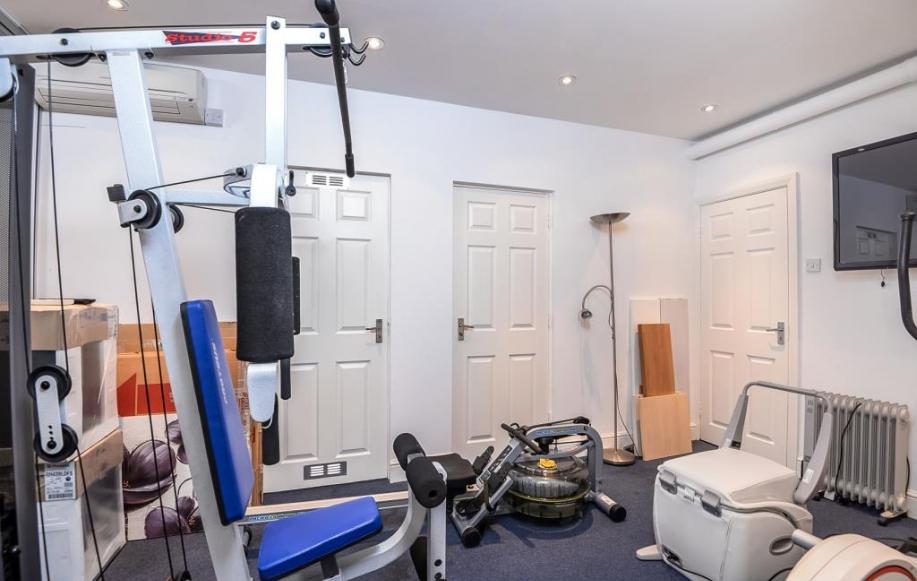 Gym / Studio / Study