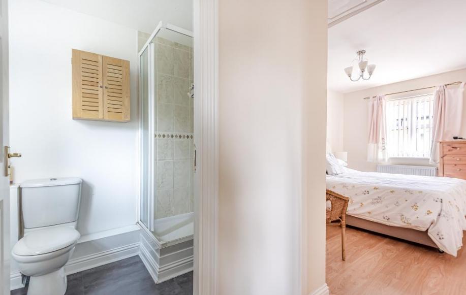 Bedroom Two with En-Suite Shower Room
