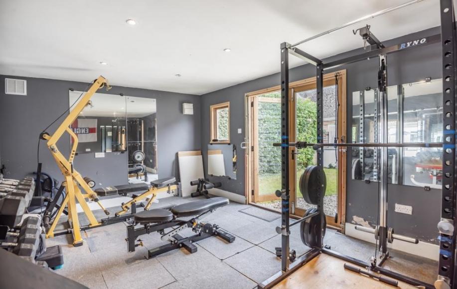 External Gym