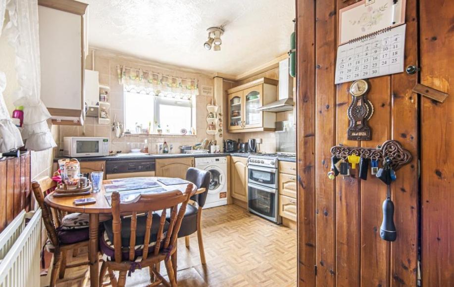 Dining Area/ Kitchen