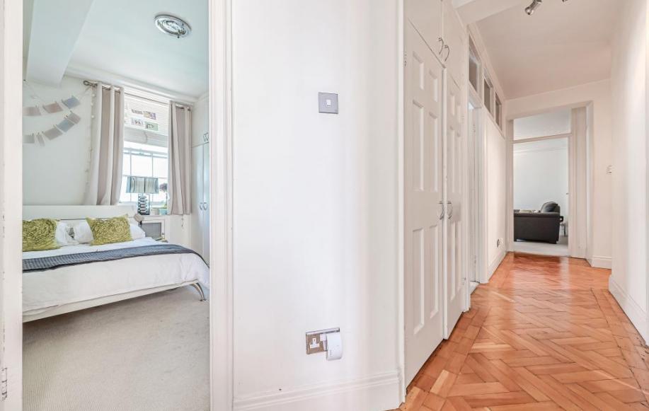 Bedroom/ hall way