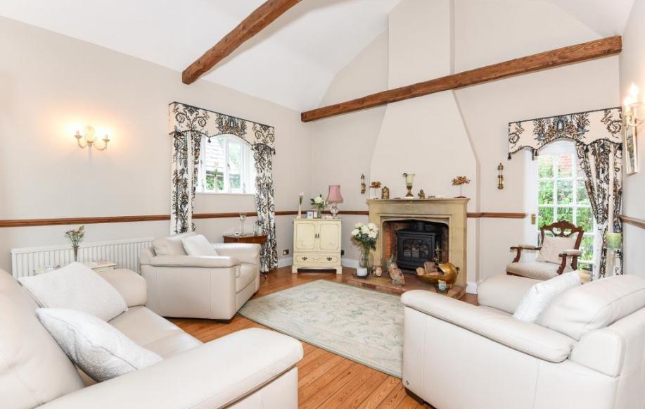 Rear Aspect Living Room
