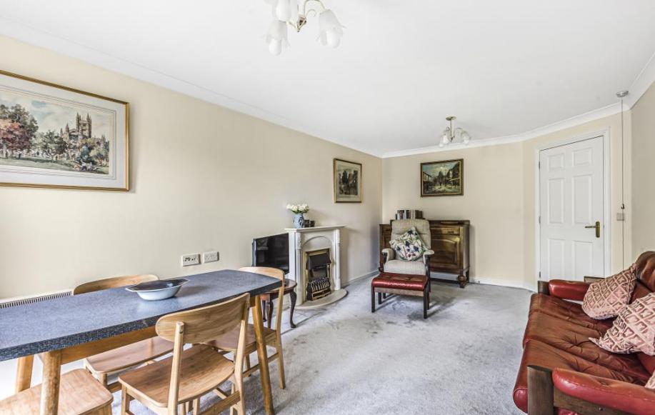 Reception/Dining Room